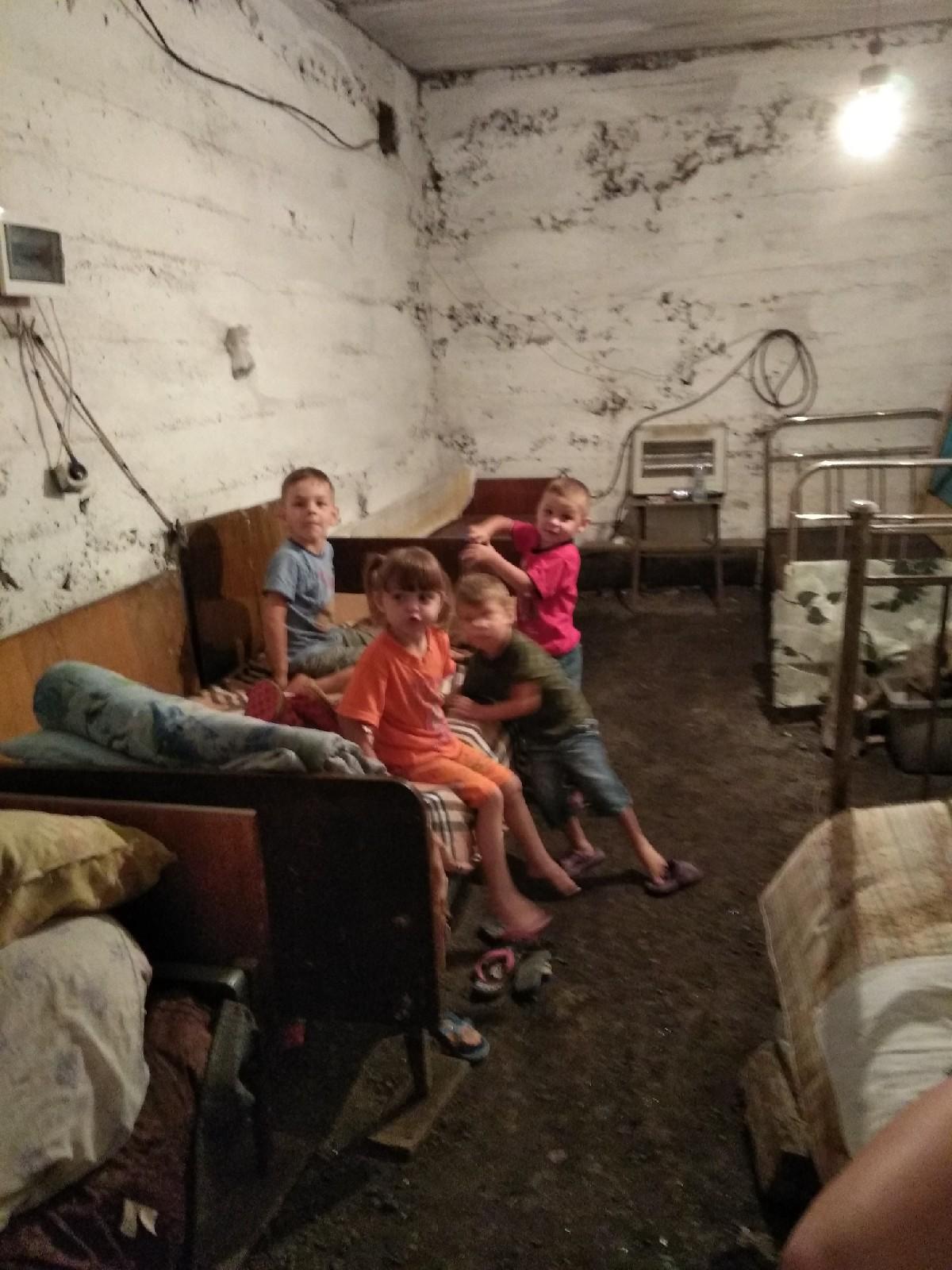 28 июня дети Глубокой