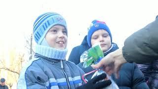 2019-12-29. Подарки от Ангелов. Октябрьский район
