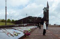 9 мая 2020 г. в Донецке
